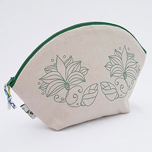 White-print-cosmetic-pouch-